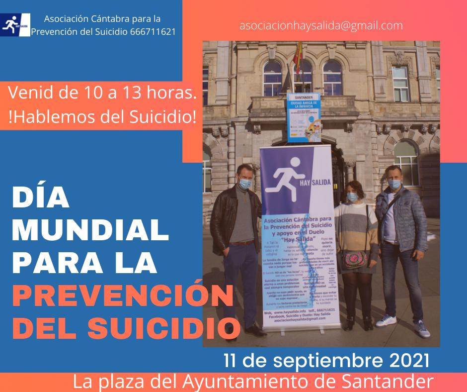 Prevención del Suicidio en Cantabria